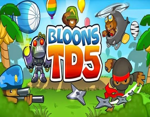 Bloons Tower Defense 5 - Unblocked Games 66