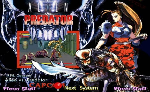 Alien vs. Predator - virteract