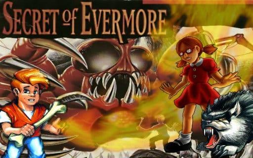 secrets of evermore - virteract