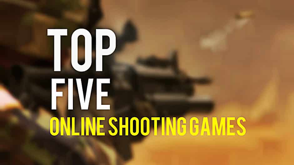 online shooting games virteract