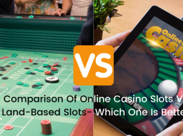 An Online Casino or a Real One: Which One Is Better?