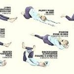 7 Simple stretches to enhance sleep