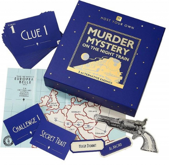 Liven Your Party with a Murder Mystery Kit