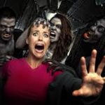 Escape Room Atlanta! Trapped in a Room with a Zombie