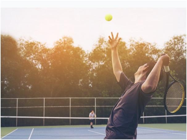 Strategies Of Tennis