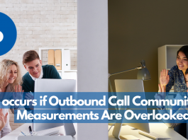 What occurs if Outbound call community measurements are overlooked